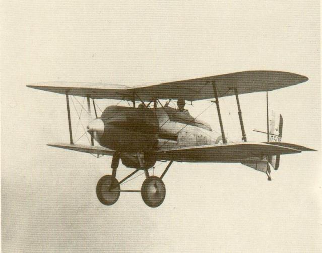 Observation aérienne en temps de guerre !