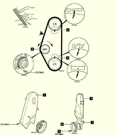 polo land afficher le sujet calage de courroie de. Black Bedroom Furniture Sets. Home Design Ideas