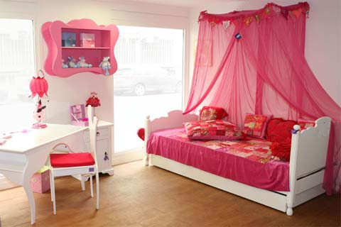 Beautiful Chambre Pour Petite Fille Contemporary - Yourmentor.info ...