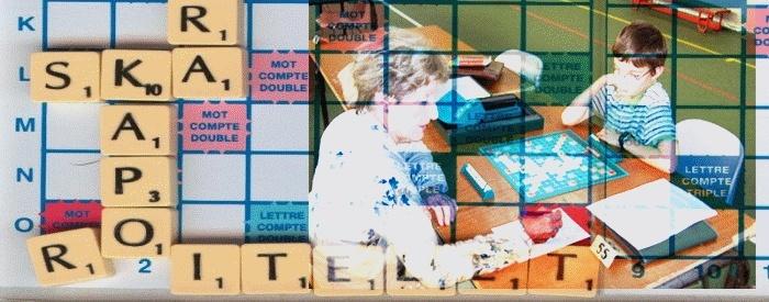 Le Scrabble en folie