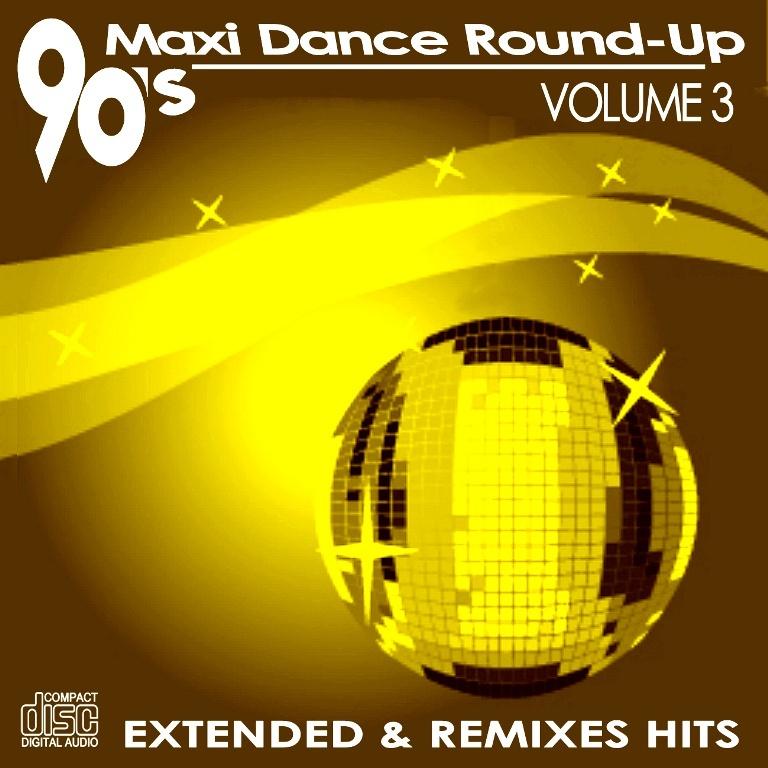 90's Maxi Dance Round - Up 03