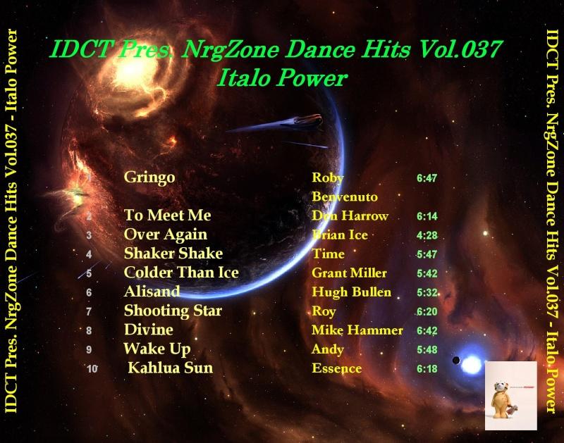 NrgZone Dance Hits Vol.037 - Italo Power