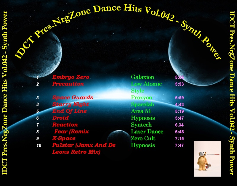 NrgZone Dance Hits Vol.042 - Synth Power