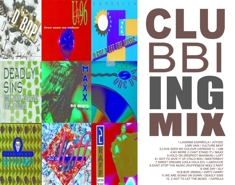 Clubbing Mix By DJ Loft