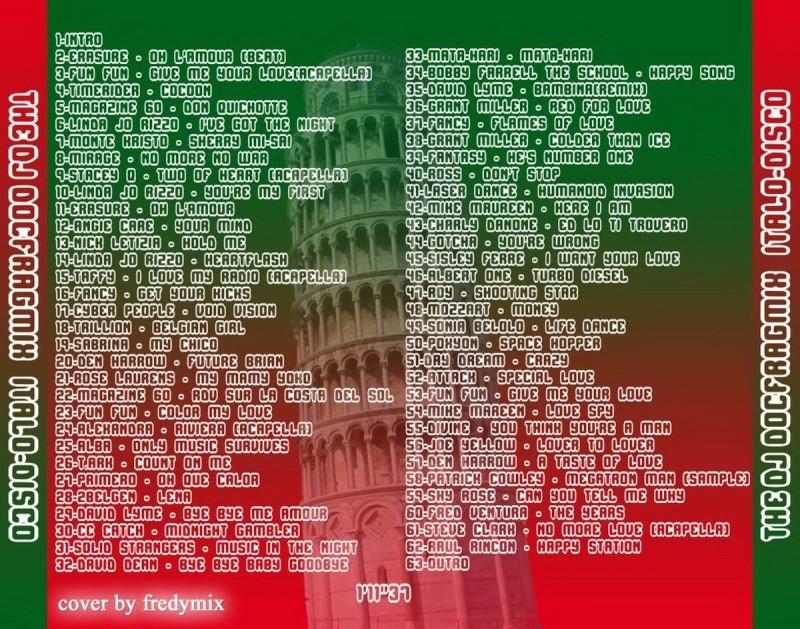 DJ Docfrag Italo Disco Mix Vol. 1