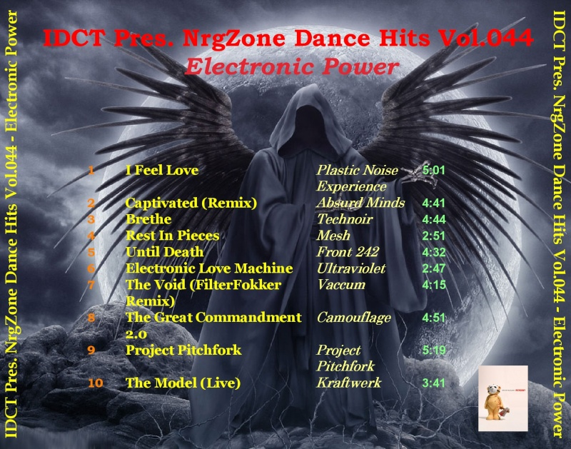 NrgZone Dance Hits Vol.044 - Electronic Power