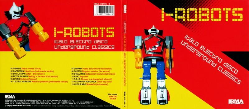I - Robots