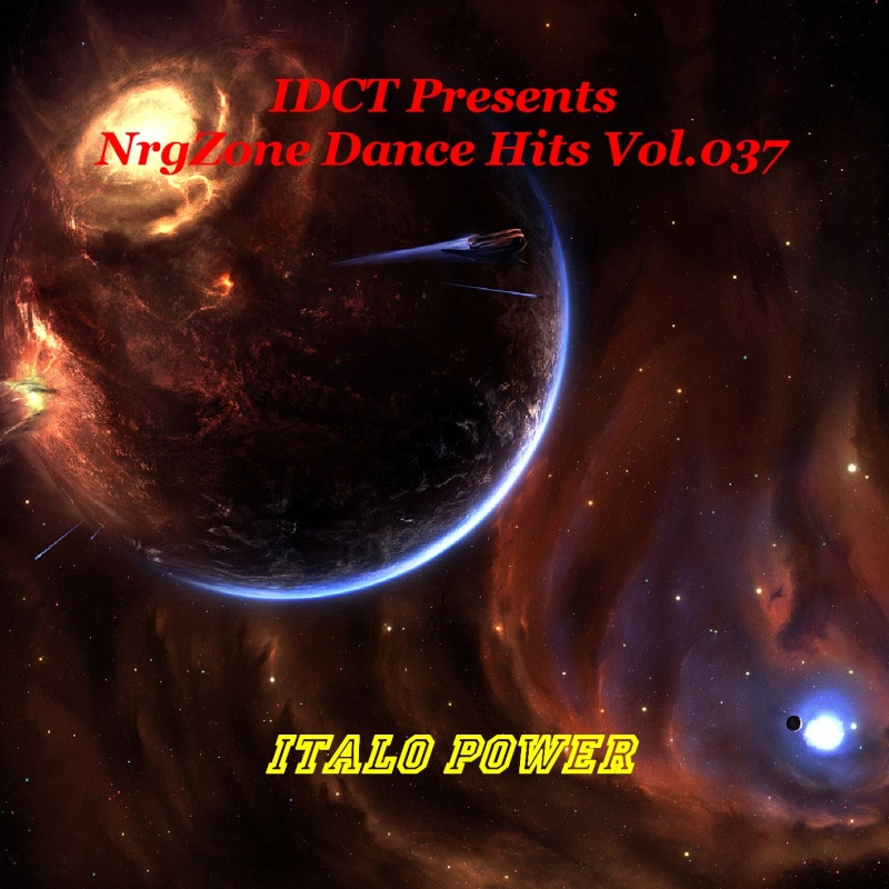 NrgZone Dance Hits Vol.037 - Italo Power
