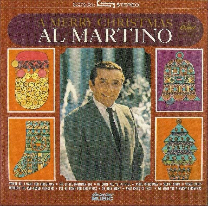 Al Martino - A Merry Christmas