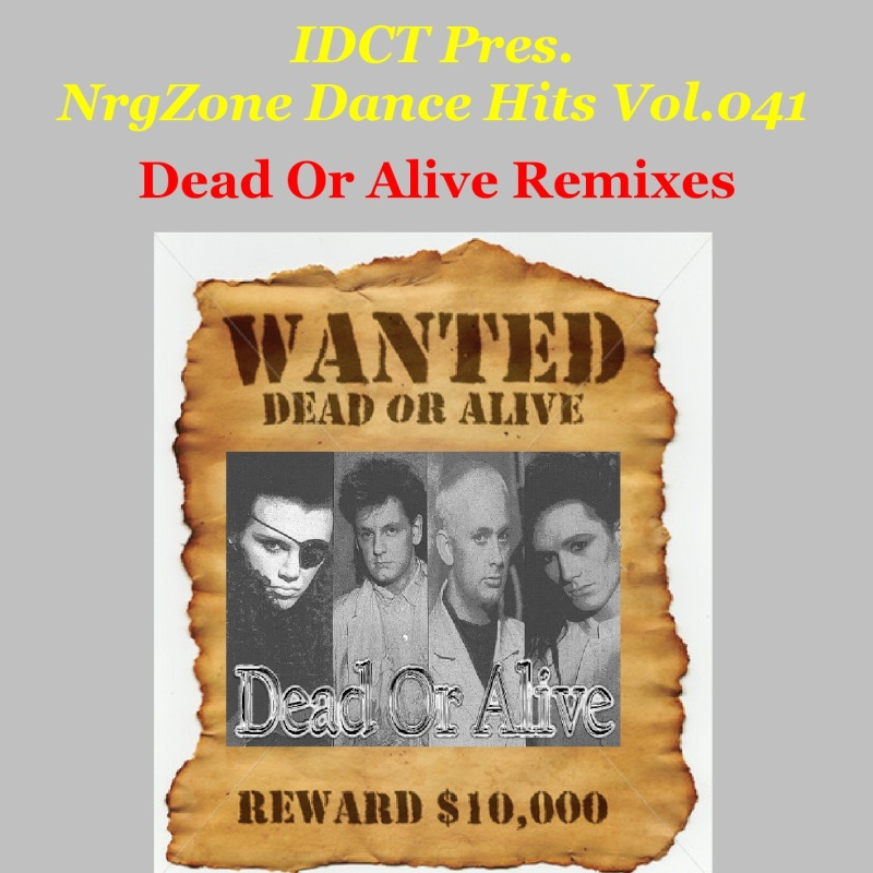 NrgZone Dance Hits Vol.041 - Dead Or Alive Remixes