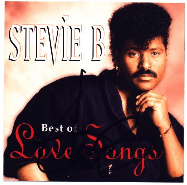 Stevie B. - Best of Lovesongs