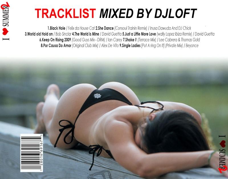 I Love Summer 2 By DJ Loft