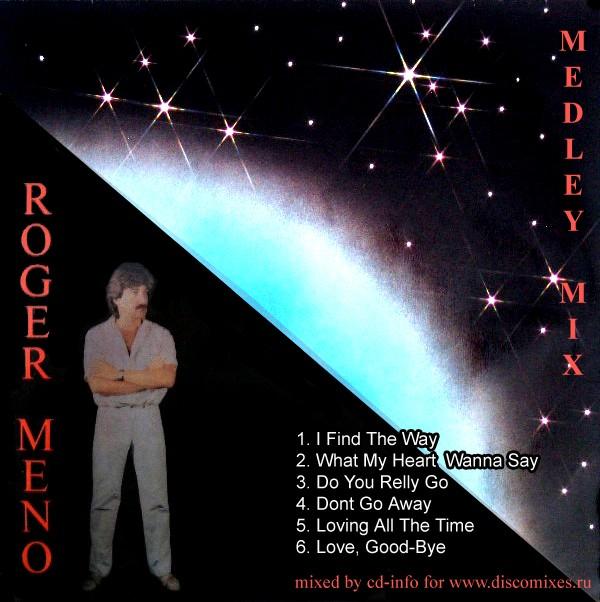 Roger Meno - Medley Mix