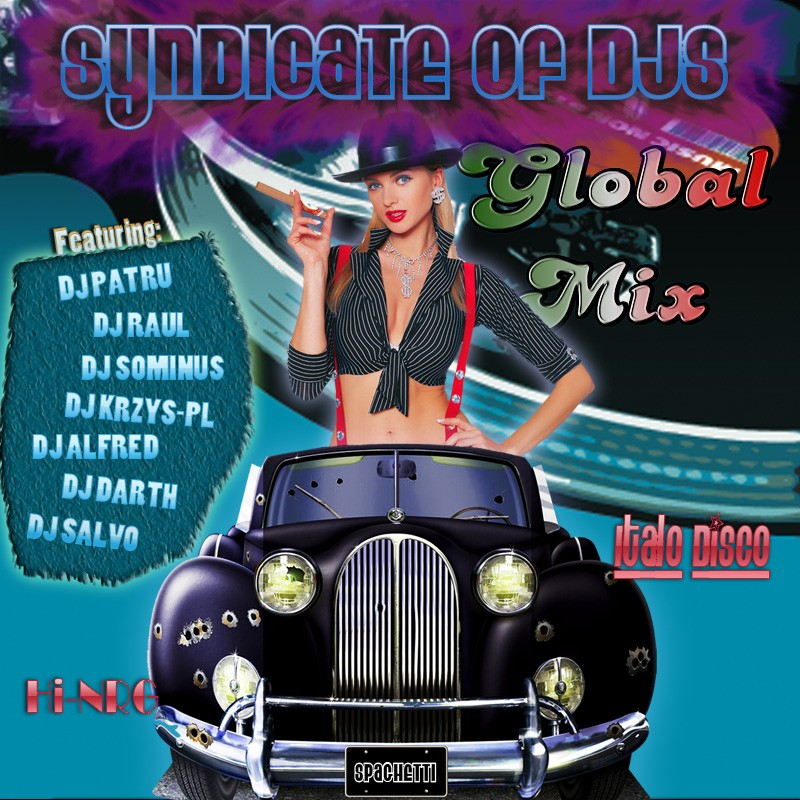 Spaghetti Syndicate Global Mix