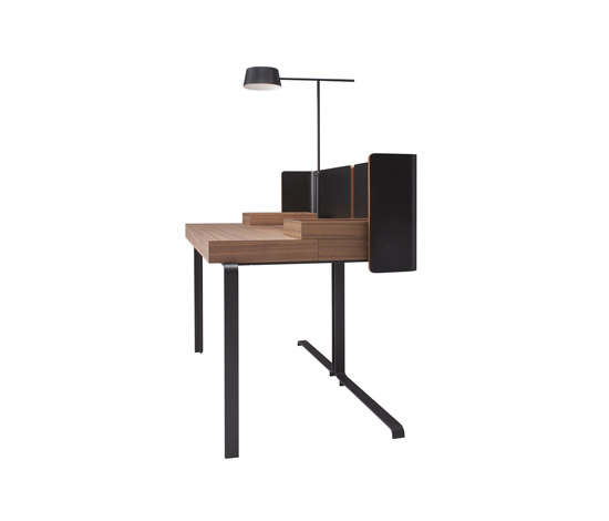 bureau split ligne roset. Black Bedroom Furniture Sets. Home Design Ideas