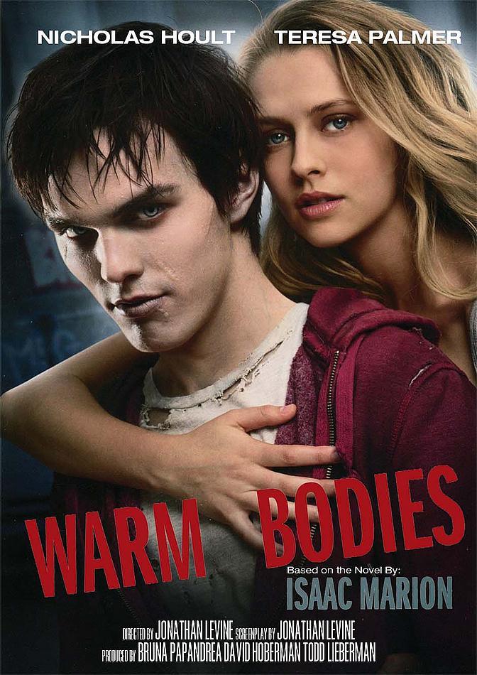 Warm Bodies, estreno 19 Abril 2013 en España