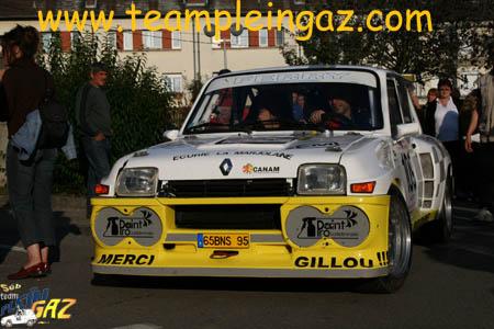 Rallye de la porte normande for Porte normande