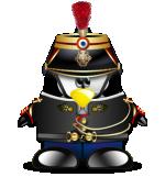 Membre de la Garde Crevetiale