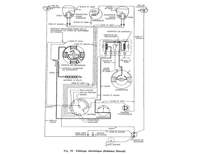 wiring diagram for fordson dexta