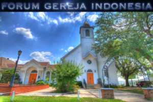 FORUM GEREJA INDONESIA