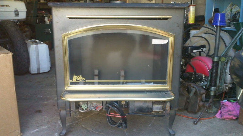 Wood Burning Stove Fireplace Inserts