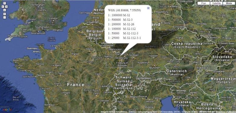 Comment trouver facilement vos cartes topographiques - Trouver du cuivre facilement ...