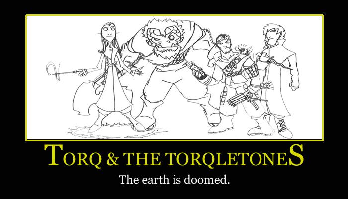 Torq Critical Hit