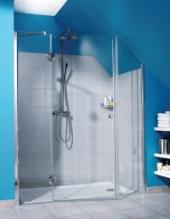Conseil d co f3 des antilles salle de bains for Porte douche sous pente