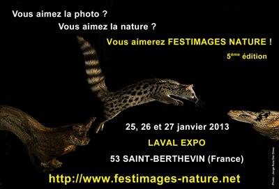 5ème Festimages Nature (Saint-Berthevin)