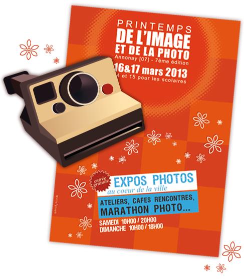 7ème Printemps de l'Image et de la Photographie (Annonay)