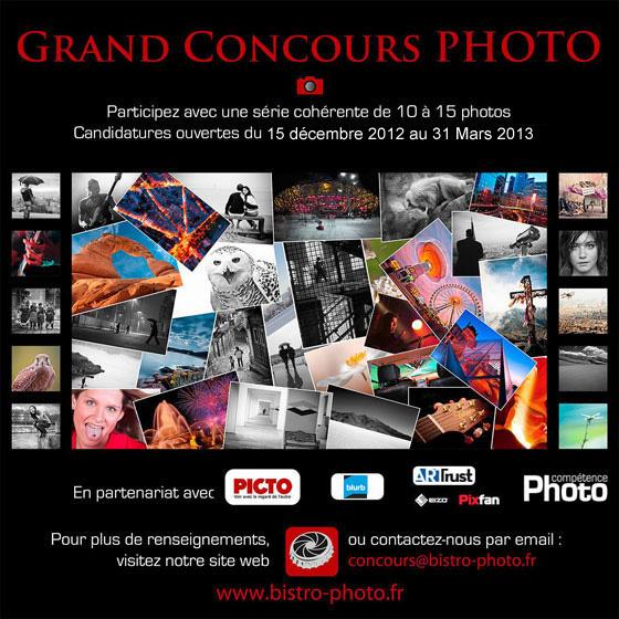 2ème Grand concours Bistro Photo