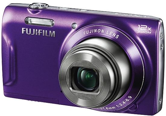 Fujifilm FinePix T500 et T550