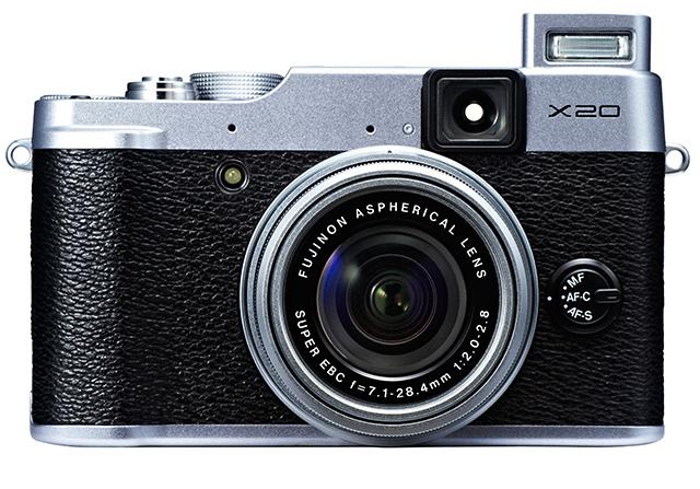 Fujifilm X20 TIPA Awards 2013 Meilleur compact expert
