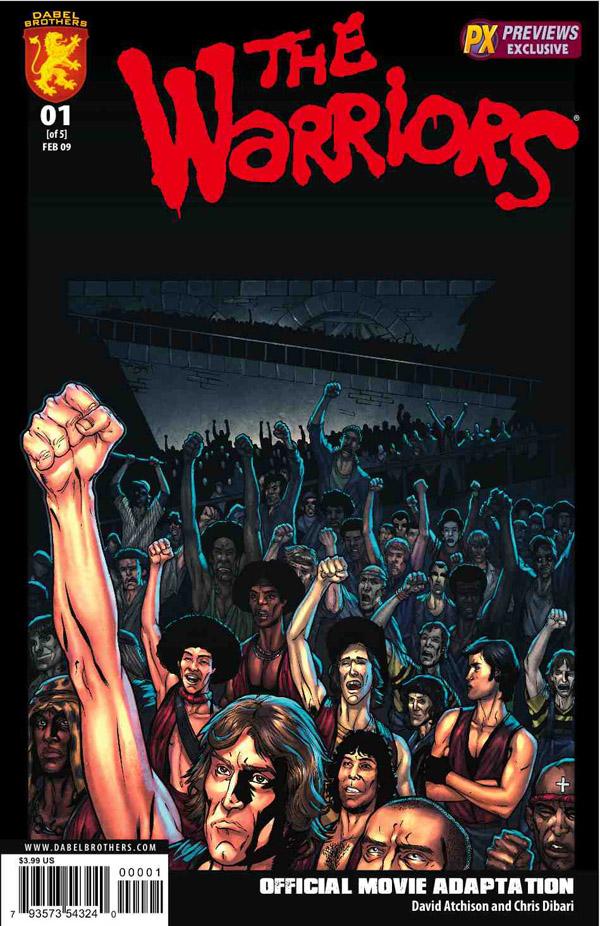 warriors the les guerriers de la nuit mezco 20052008