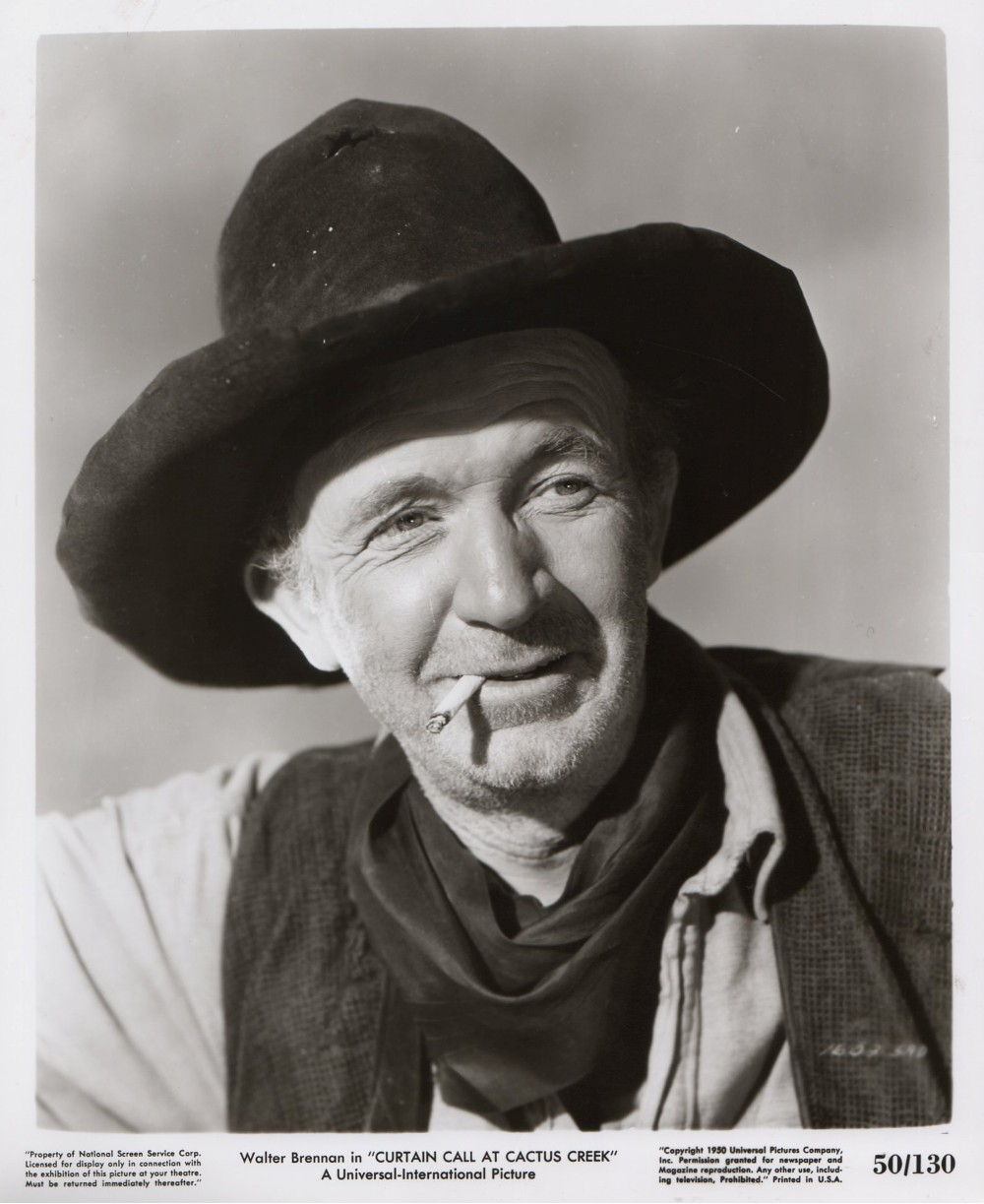 walter brennan youtube