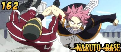 Смотреть Fairy Tail 162 / Хвост Феи 162 серия онлайн