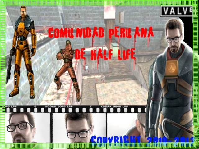 Comunidad Peruana De Half Life