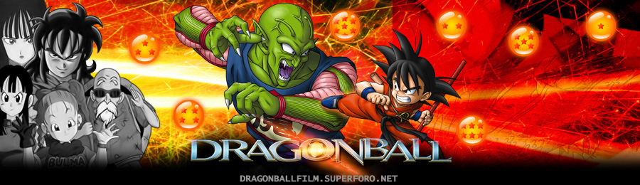 Dragonball Film: La Película, The Movie