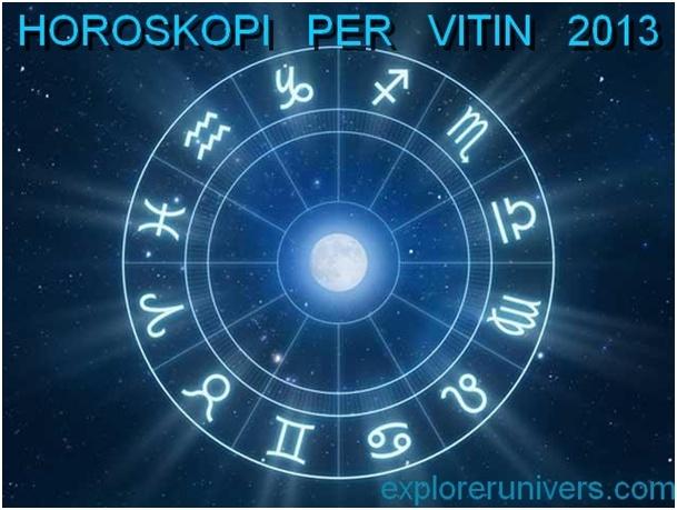 Horoskopi Vjetor 2013