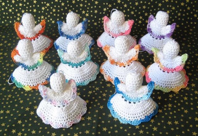 Crochet pour l 39 asso - Sujets de noel au crochet gratuit ...