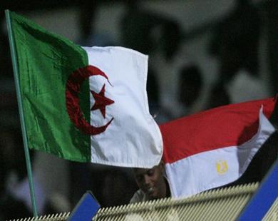 مباراة مصر والجزائر .. رياضية أم حربية .؟؟؟