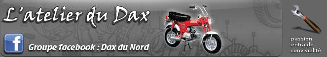L'Atelier du Dax Honda et autres minis 4T