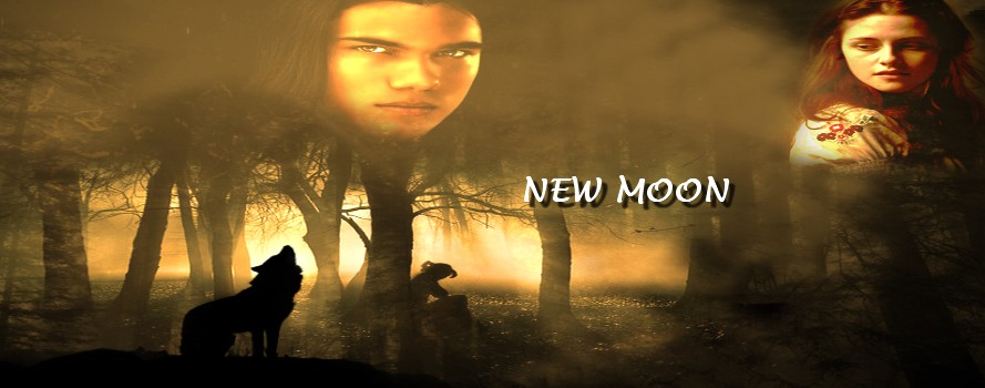 New Moon ....