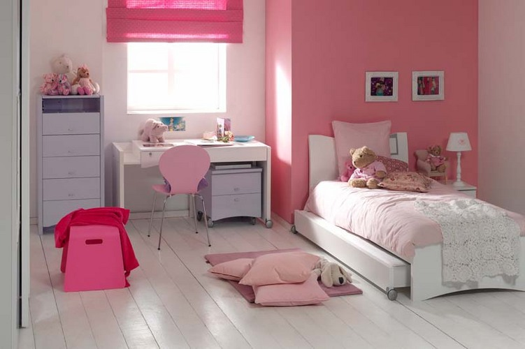 recherche d 39 id es de photos pour chambre de petite fille. Black Bedroom Furniture Sets. Home Design Ideas
