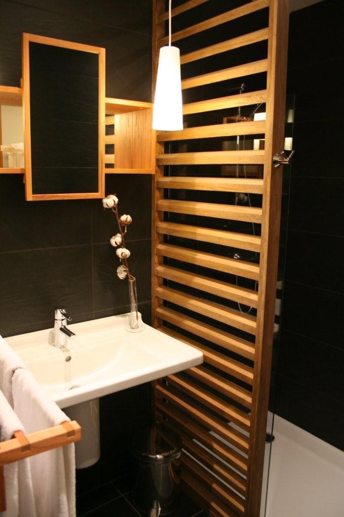Une salle de bain zen for Deco moderne forum