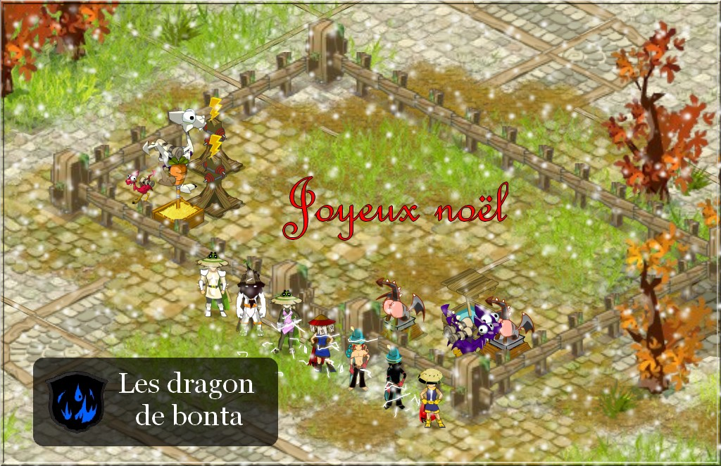 Les dragon de bonta