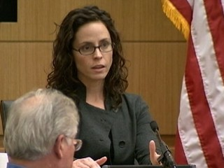 days before Travis Alexander's murder. Prosecution Witness