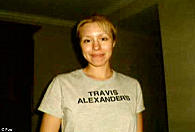 trial:32-year-old accused of shooting her lover, Travis Alexander ...