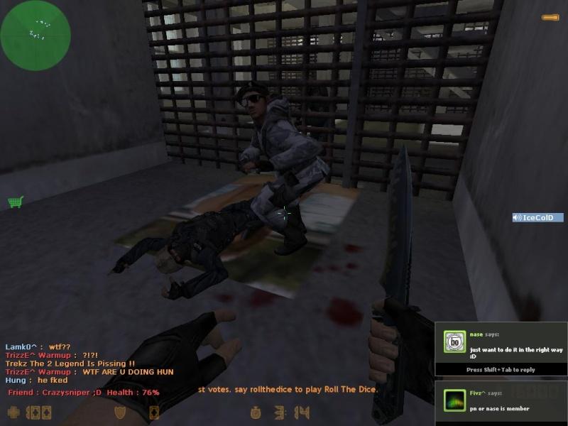 CrazySniper - Porn spray