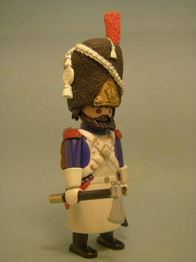 A Napoleonic Playmobil army!!